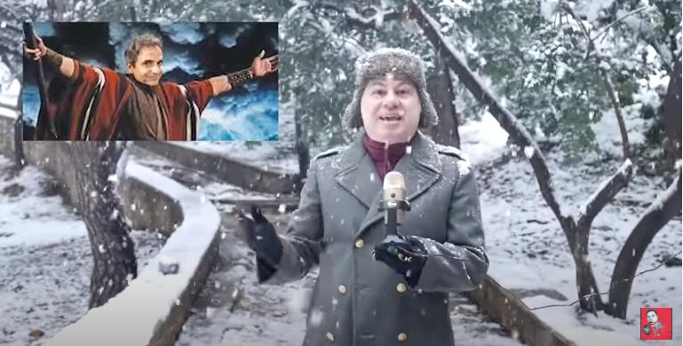 Χιόνι Γουρούνια Δολοφόνοι!!!… Μόνο στο ZaraLeaks tv